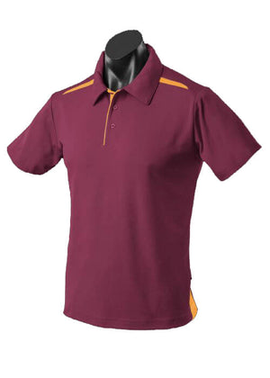 Aussie Pacific Paterson Kids Polo 2nd (10 Colour ) (3305)