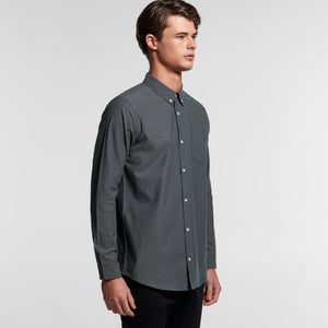 Ascolour Mens Chambray Shirt  (5415)