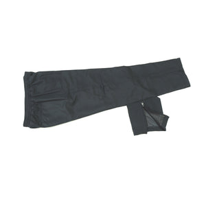 DNC Workwear-DNC Kids Ribstop Athens Track Pants-4 / Black-Uniform Wholesalers - 1