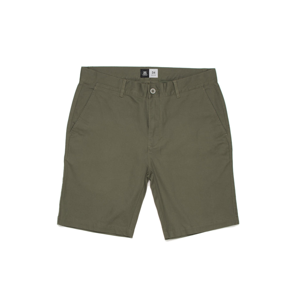 Ascolour Plain Shorts-(5902)