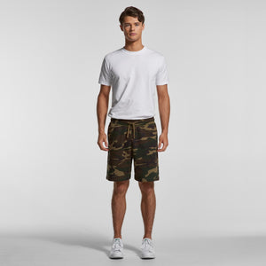 Ascolour Mens Stadium Camo Shorts - (5916C)