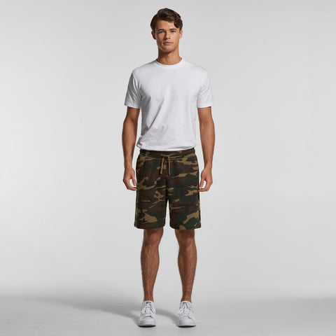 Ascolour Mens Stadium Camo Shorts - 5916C