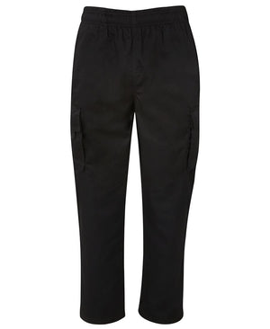 JB's Wear-JB's Elasticated Cargo Pant-Black / 2XS-Uniform Wholesalers - 2