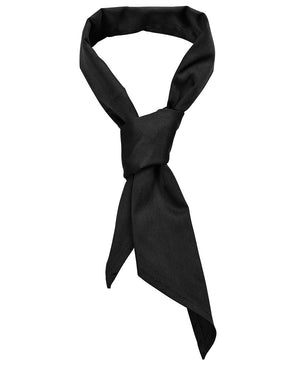 JB's Wear-JB's Chef Scarf-Black / One-Uniform Wholesalers - 2