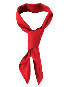JB's Wear-JB's Chef Scarf-Red / One-Uniform Wholesalers - 10