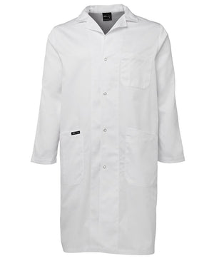 JB's Wear-JB's Dust Coat-White / 2XS-Uniform Wholesalers - 2