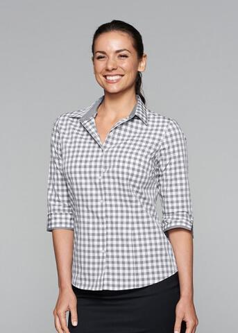 Aussie Pacific Devonport Lady Shirt 3/4 Sleeve(2908T)