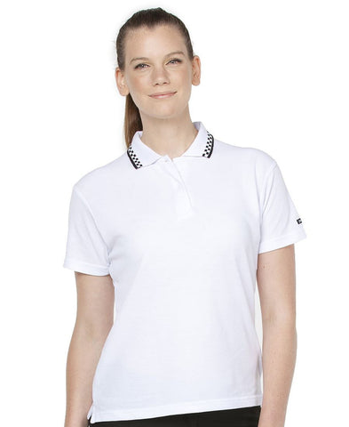 JB's Wear-Jb's Ladies Chef's Polo--Uniform Wholesalers - 1