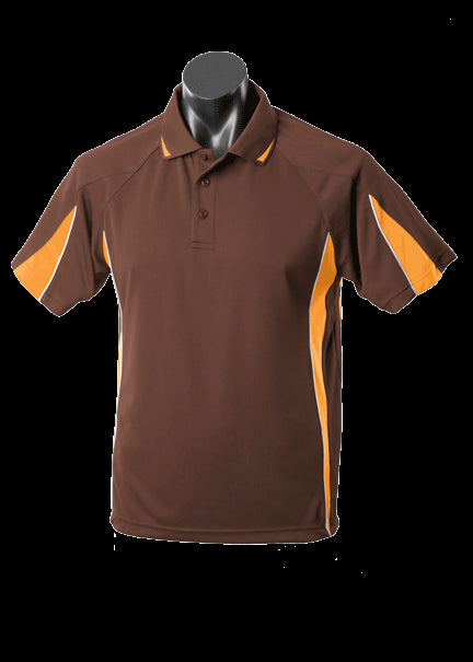 Aussie Pacific Eureka Mens Polo 1st ( 14 Colour ) (1304)