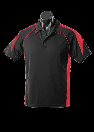 Aussie Pacific Premier mens polo 1st ( 9 Colour ) (1301)