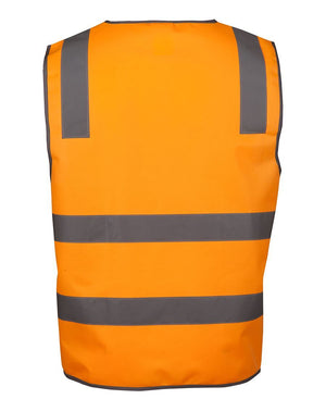 JB'S Vic Rail (D+N) Safety Vest (6DVSV)
