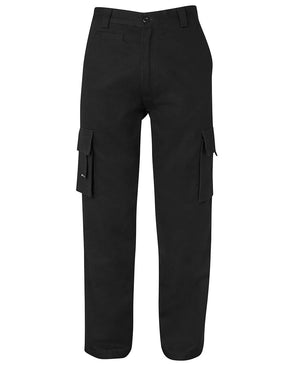 JB's Wear-Jb's M/rised Multi Pocket Pant (regular/stout)) - Adults-Black / 67R-Uniform Wholesalers - 2
