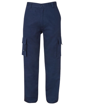 JB's Wear-Jb's M/rised Multi Pocket Pant (regular/stout)) - Adults-Navy / 67R-Uniform Wholesalers - 4