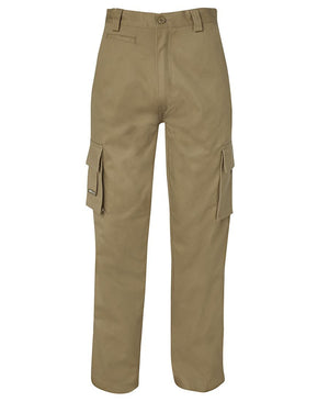 JB's Wear-Jb's M/rised Multi Pocket Pant (regular/stout)) - Adults-Khaki / 67R-Uniform Wholesalers - 3