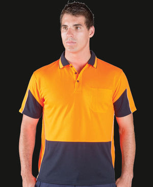 JB's Wear-JB's Hi Vis  S/S Gap Polo--Uniform Wholesalers - 1