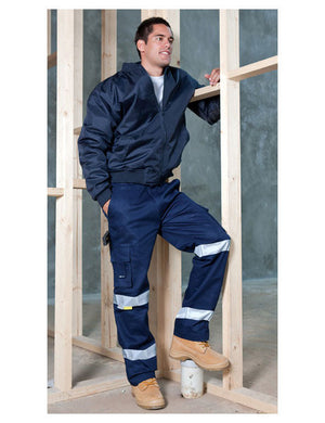 JB's Wear-Jb's M/rised (d+n) Multi Pocket Pant (regular/stout) - Adults--Uniform Wholesalers - 1
