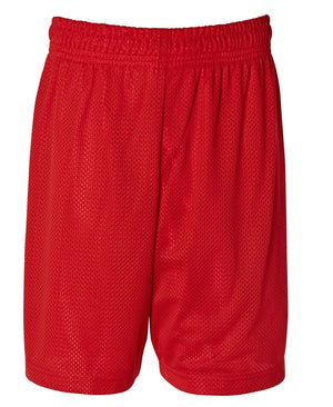 JB's Wear-Jb's Podium Adults Basketball Short-Red / S-Uniform Wholesalers - 5
