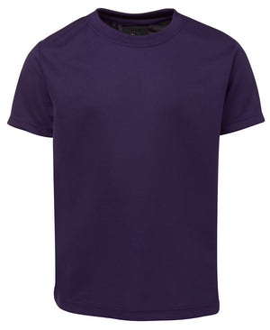 JB's Wear-JB's Kids New Fit Poly Tee-Purple / 4-Uniform Wholesalers - 13