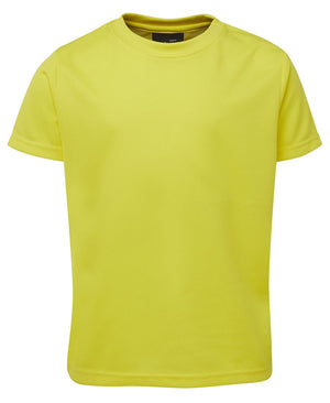 JB's Wear-JB's Kids New Fit Poly Tee-Yellow / 4-Uniform Wholesalers - 5