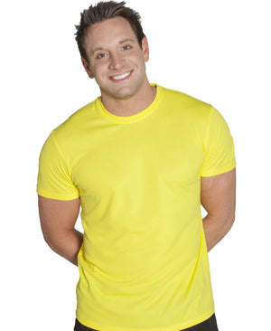 JB's Wear-JB's  Adults Fit Poly Tee--Uniform Wholesalers - 1