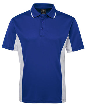JB's Wear-JB's Podium Contrast Polo Adult(1st 12 colours)-Royal/White / S-Uniform Wholesalers - 13