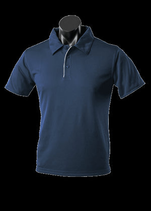 Aussie Pacific Yarra Mens Polo (1302)
