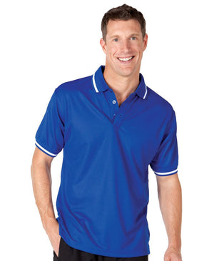 JB's Wear-JB's Podium Bold Polo - Adults--Uniform Wholesalers - 1