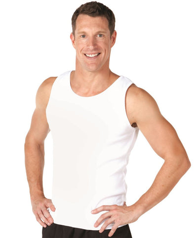 JB's Wear-JB's Podium Adults Training Singlet--Uniform Wholesalers - 1
