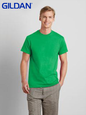 Gildan  Heavy Cotton  T-shirt 180GM 2color-(5000)