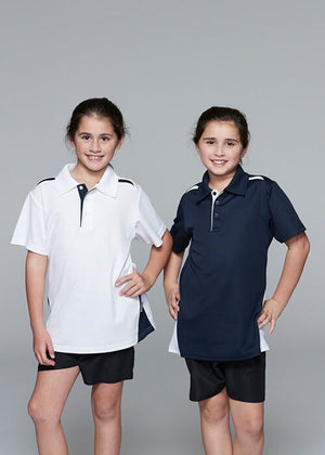 Aussie Pacific Paterson Kids Polo 1st (11 Colour ) (3305)
