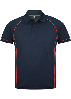 Aussie Pacific Mens Endeavour Polo 1st ( 12 Colour ) (1310)