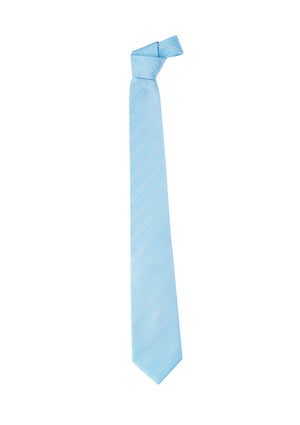Biz Corporates Mens Self Stripe Tie (99101)-Clearance