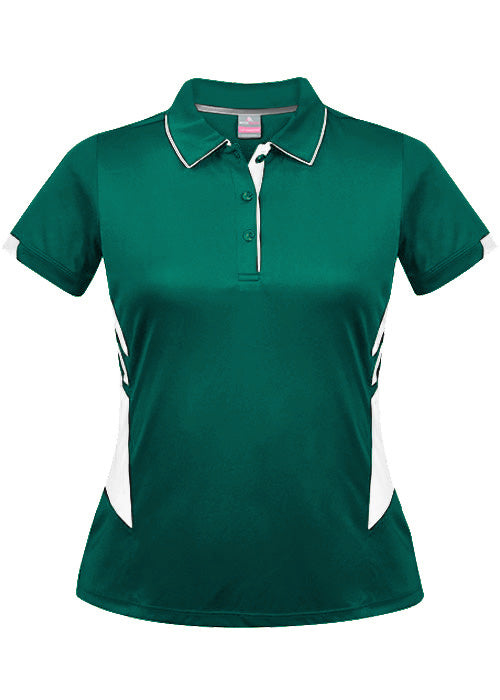 Aussie Pacific Lady Tasman Polo( 3rd 8 colors) (2311)