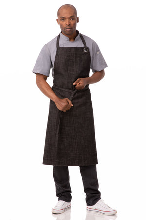 Chef Works  Corvallis Chef's Bib Apron-(ABCXX002)