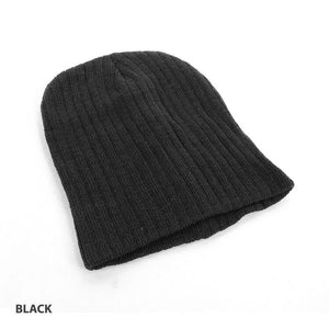 Grace Collection 100% Wool Beanie (AH742)