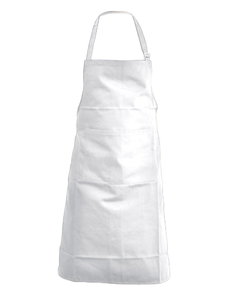 Winning Spirit-Winning Spirit Bib Apron-White-Uniform Wholesalers - 3