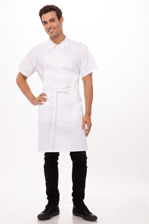 Chef Works  Bib Apron- (APKDC)