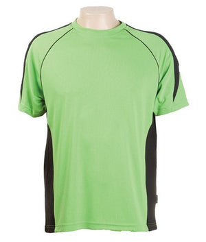 Australian Spirit-Aus Spirt Olympikool Tees 1st ( 10 Colour )-Apple Green / Black / S-Uniform Wholesalers - 2