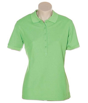 Australian Spirit-Aus Spirt Gelato Ladies Polo-Apple Green / 18-Uniform Wholesalers - 2