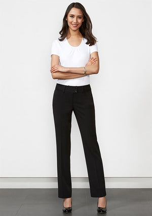 Biz Collection-Biz Collection Ladies Kate Perfect Pant--Uniform Wholesalers - 1
