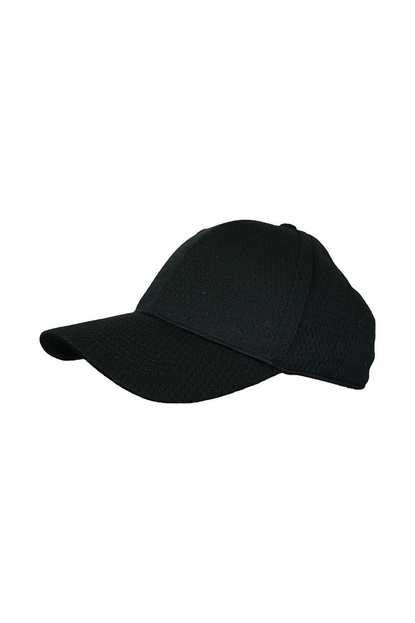 4ef937c5b Chef Works Black Cool Vent Baseball Cap-(BCCV) – Uniform Wholesalers
