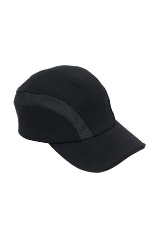 Chef Works-Chef Works Black Cool Vent Sides Baseball Cap-One size / Black-Uniform Wholesalers