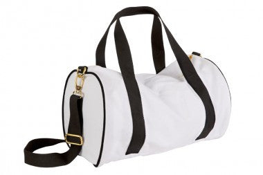 Ramo-Ramo Mini Contrast Bag-White/Black-Uniform Wholesalers - 2