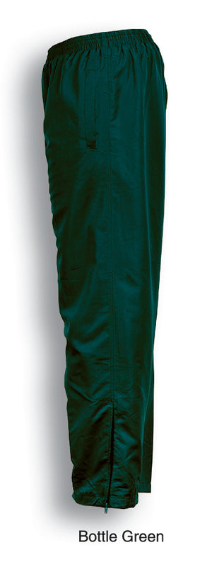 Bocini-Bocini Kids Track-Suit Pants-Bottle Green / 4-Uniform Wholesalers - 3