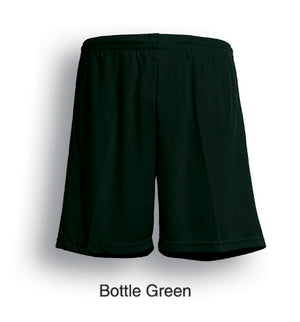 Bocini-Bocini Adults Breezeway Football Shorts-Bottle Green / S-Uniform Wholesalers - 3