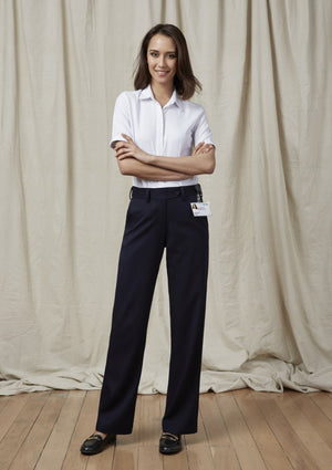 Biz Collection-Biz Collection Detroit Ladies Pant--Uniform Wholesalers - 1