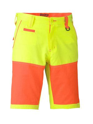 Bisley Double Hi Vis Short (BSH1411)