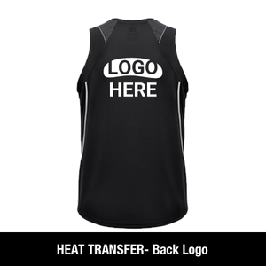 Heat Transfer Front/Back A4 Logo