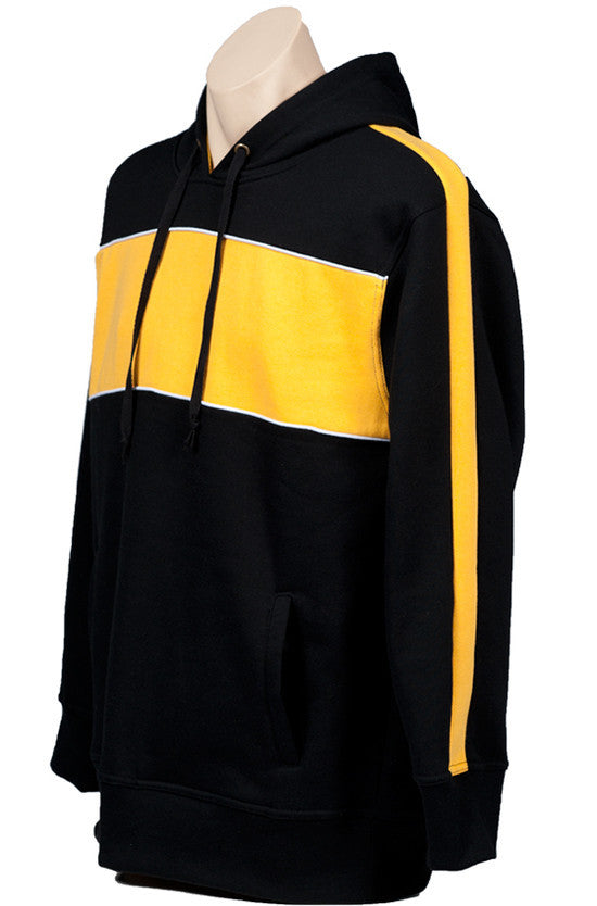 Be Seen-Be Seen Adults Three Toned Hoodie With Contrast--Uniform Wholesalers - 5