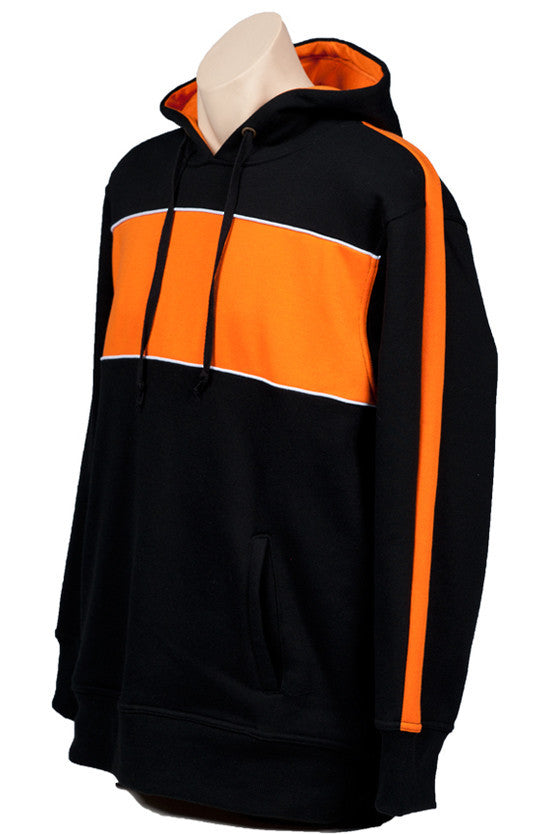 Be Seen-Be Seen Adults Three Toned Hoodie With Contrast--Uniform Wholesalers - 8